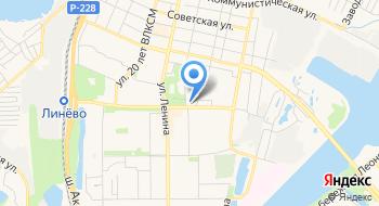 Детская городская поликлиника г. Балаково на карте