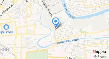 Газпром на карте