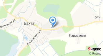 Кировское СХП на карте