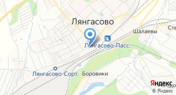 Главное бюро медико-социальной экспертизы по Кировской области, Бюро МСЭ № 2. на карте