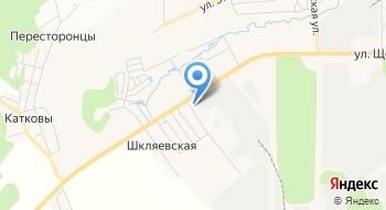 Химмаркет на карте