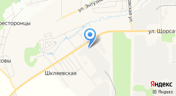 Мегаломпром на карте