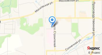 НП Ассоциация строителей Волго-Вятского региона на карте