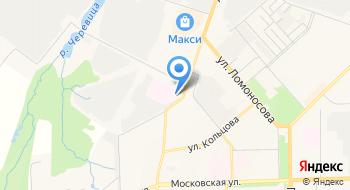 ФКУЗ 4-й Военный госпиталь внутренних войск МВД России на карте