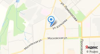 Отдел УФМС России по Кировской области в Октябрьском районе г. Кирова на карте