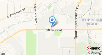 Торговый дом Сириус-Киров на карте