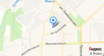 Оздоровительный центр Тортила на карте