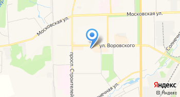 Сервисный центр часов на карте