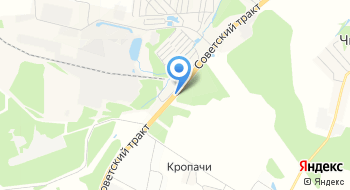 Автотрасса на карте
