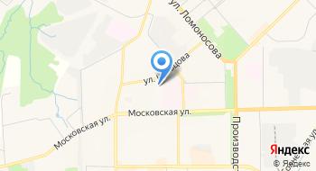 Автоэвакуатор Киров на карте