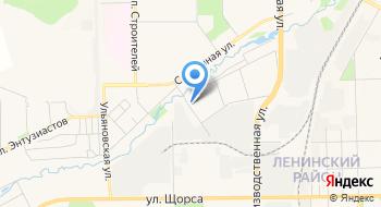 Тренажерный зал Стимул на карте