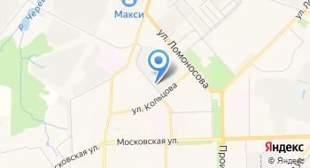 Такелажная компания Кировская на карте
