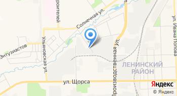 Коммунэнерго на карте
