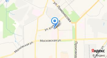 Автомобильные грузоперевозки на карте