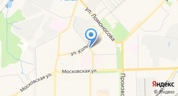 Авторемстрой на карте
