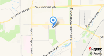 Народный, Торговый центр на карте