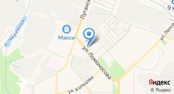 Кировская теплоснабжающая компания на карте