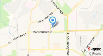 Кабинет Слухопротезирования на карте