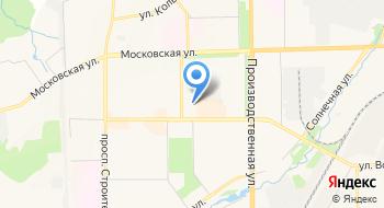 Антонофф на карте