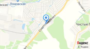Мотоциклы Киров на карте