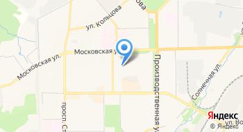 Диана-Р на карте