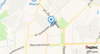 МБУ ДО Детская школа искусств Рапсодия г. Кирова Инструментальное отделение на карте