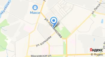 Теплица Киров на карте