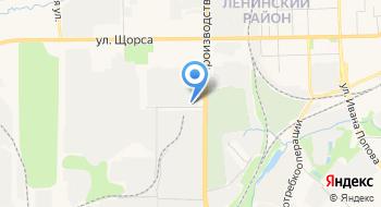 Магазин-склад Вятский Сервисный Металло-центр на карте
