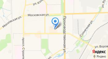 Интернет-магазин Кажан на карте