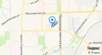 Банкетная служба Глобус на карте