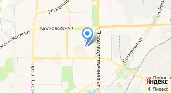 Магазин канцелярских товаров Карандаш-М на карте