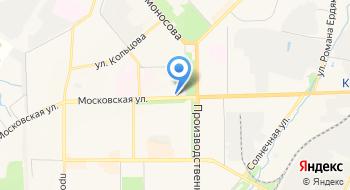 Спорт бар Вятич на карте