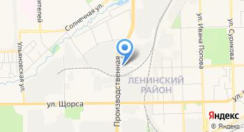 Руспромэкспорт на карте