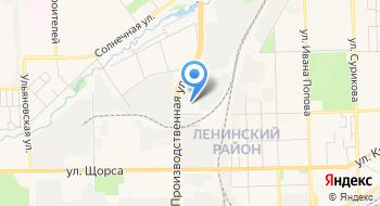 Интернет-магазин керамической плитки Keramikapro.ru на карте