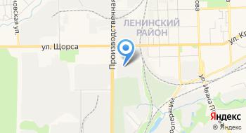Отдел лицензионно-разрешительной работы Управления Росгвардии по Кировской области на карте