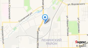 Лесремстрой-огнезащита на карте