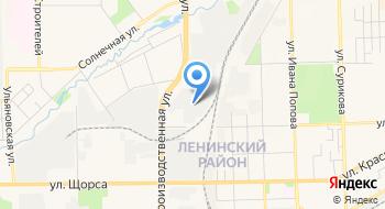 Вотум на карте