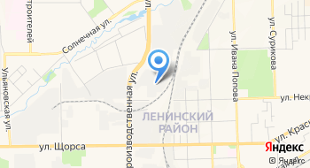 Спецкомплект-Киров на карте