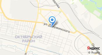 Отделение почтовой связи Киров 610047 на карте