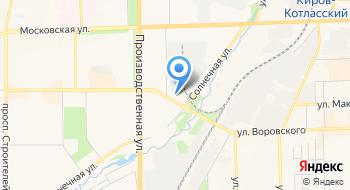 Сервисный центр Форд на карте
