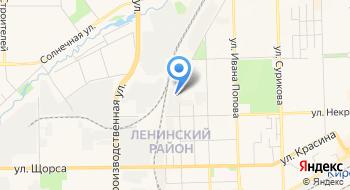 Автотранспортное предприятие Эскорт-авто М на карте
