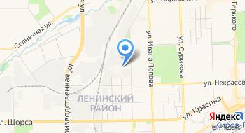 ГазКом на карте