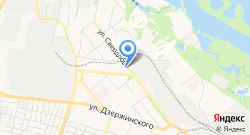 Гостиничный комплекс Спутник на карте