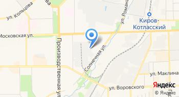 КировХлебпром на карте