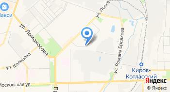 Газкомплект на карте