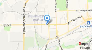 Магазин Финист на карте