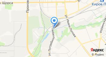 Лукойл-Пермнефтепродукт на карте