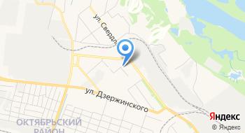 Центр Государственной инспекции по маломерным судам МЧС России по Кировской области на карте