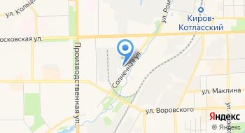 Автосервис АвтоВольт на карте