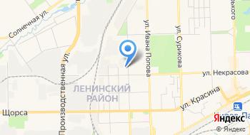 Кировское производственное предприятие Прожектор на карте